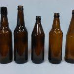Бутылка коричневого цвета любая (0,5л. и более)