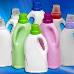 Бутылки из под бытовой химии